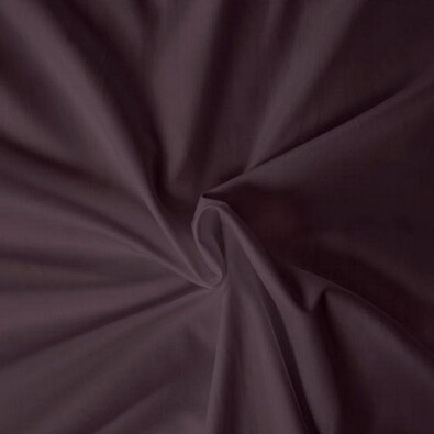 Saténové prostěradlo tmavě hnědá, 140 x 200 cm