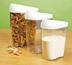 Plastové dózy na potraviny