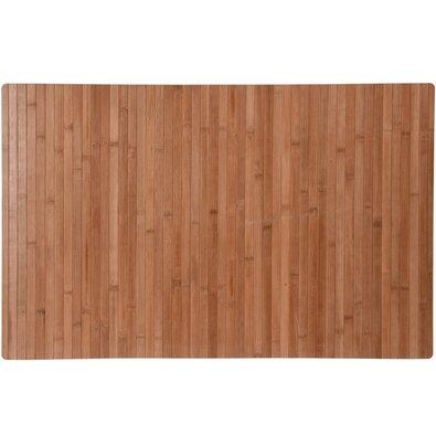 Mata łazienkowa Bamboo, jasnobrązowy