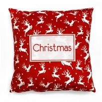 Domarex Vánoční povlak na polštářek Christmas, 45 x 45 cm