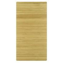 Kleine Wolke Koupelnová rohož Bambus, 60 x 115 cm