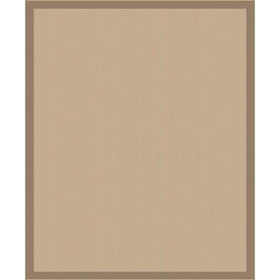 Habitat Kusový koberec Monaco lem 7410/3278 hnedá, 60 x 110 cm