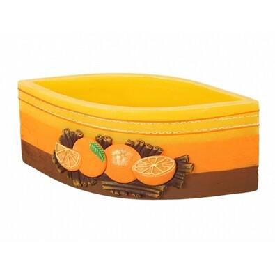 Dekoratívny lampión Škorica a pomaranč, slza