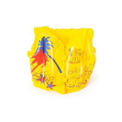 Bestway Nafukovací plavací vesta Tropical, 41 x 30 cm