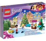 Lego Friends Adventní kalendář, vícebarevná