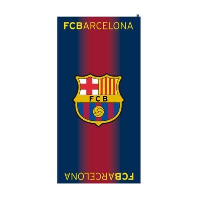 Osuška FC Barcelona, 75 x 150 cm