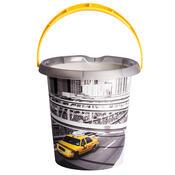 Kbelík s dekorem London taxi, 12l