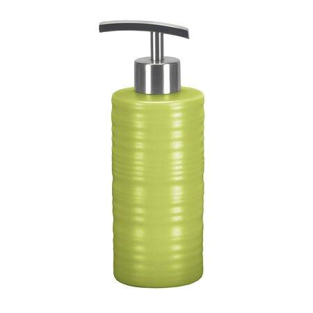 Dávkovač mýdla velký zelený