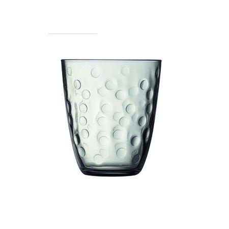 Luminarc üvegpohár készlet CONCEPTO PEPITE 310 ml, 6 db, szürke