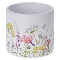 Recipient ceramic ghiveci Amberley, diam. 13,5 cm