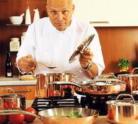 měděné nádobí