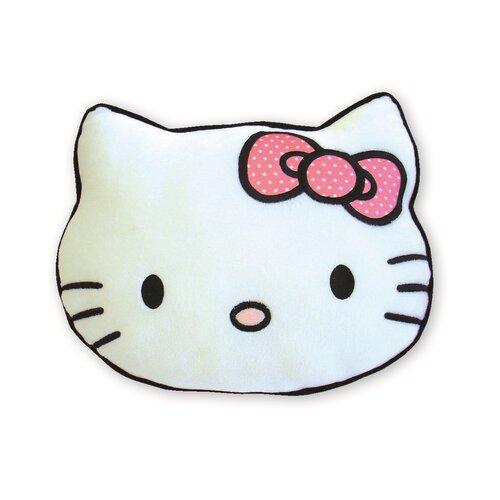 Vankúšik Hello Kitty Kitten 3D, 40 x 30 cm