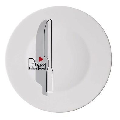 Talíř Knife Pizza 33 cm