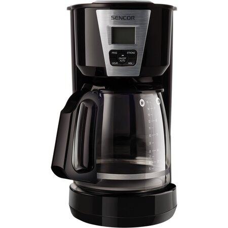Sencor SCE 5070BK kávéfőző, fekete