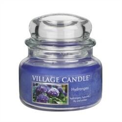 Village Candle Vonná svíčka ve skle, Hortenzie - Hydrangea, 269 g, 269 g