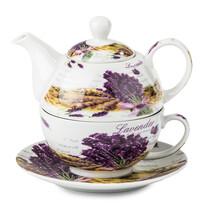 Set ceai Lavandă, 3 piese