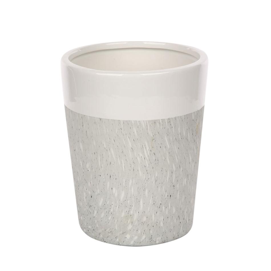 Altom Porcelánová váza Granit, 12,5 x 15 cm