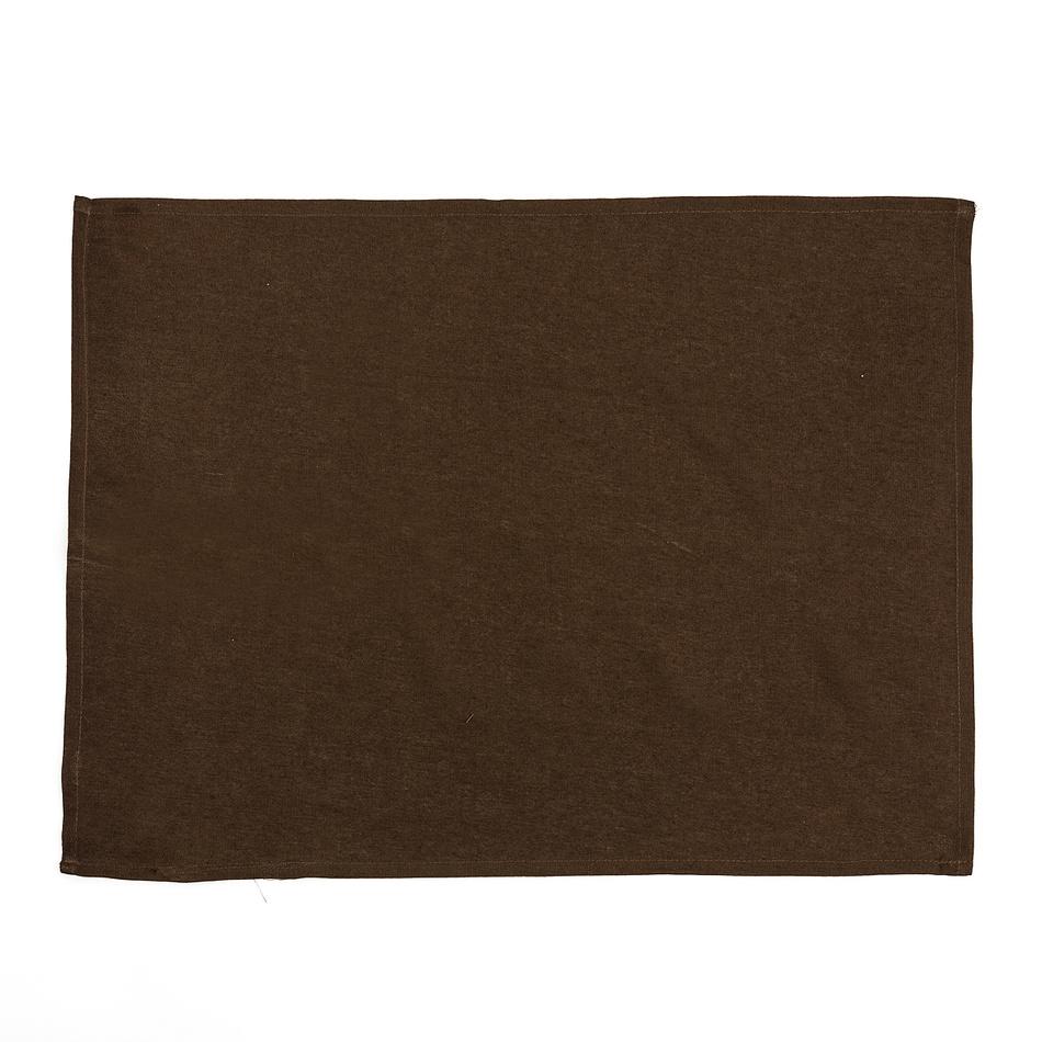 Jahu Kuchyňská utěrka režná hnědá, 50 x 70 cm
