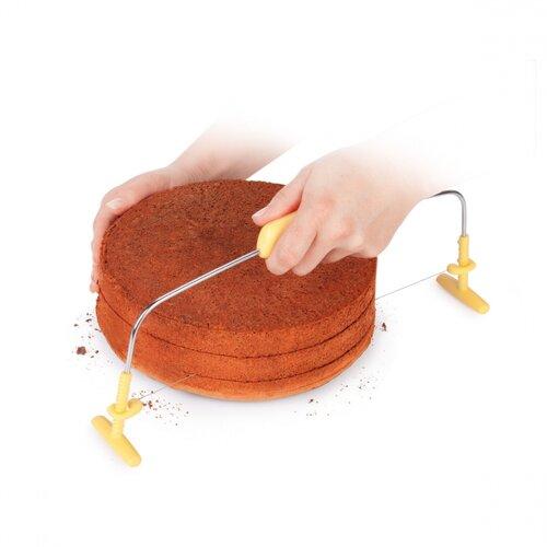 Tescoma Strunový kráječ na dorty DELÍCIA