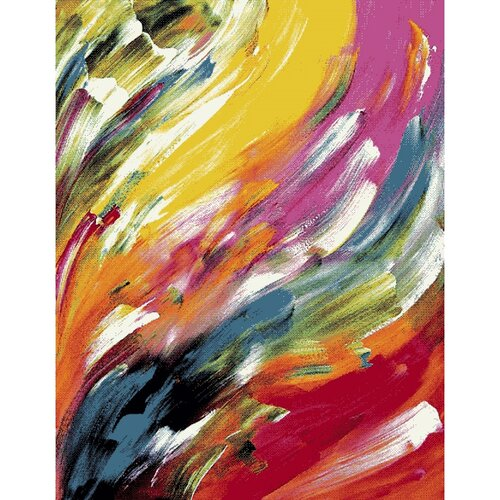 Spoltex Kusový koberec Diamond new 20737-110 multi, 120 x 170 cm