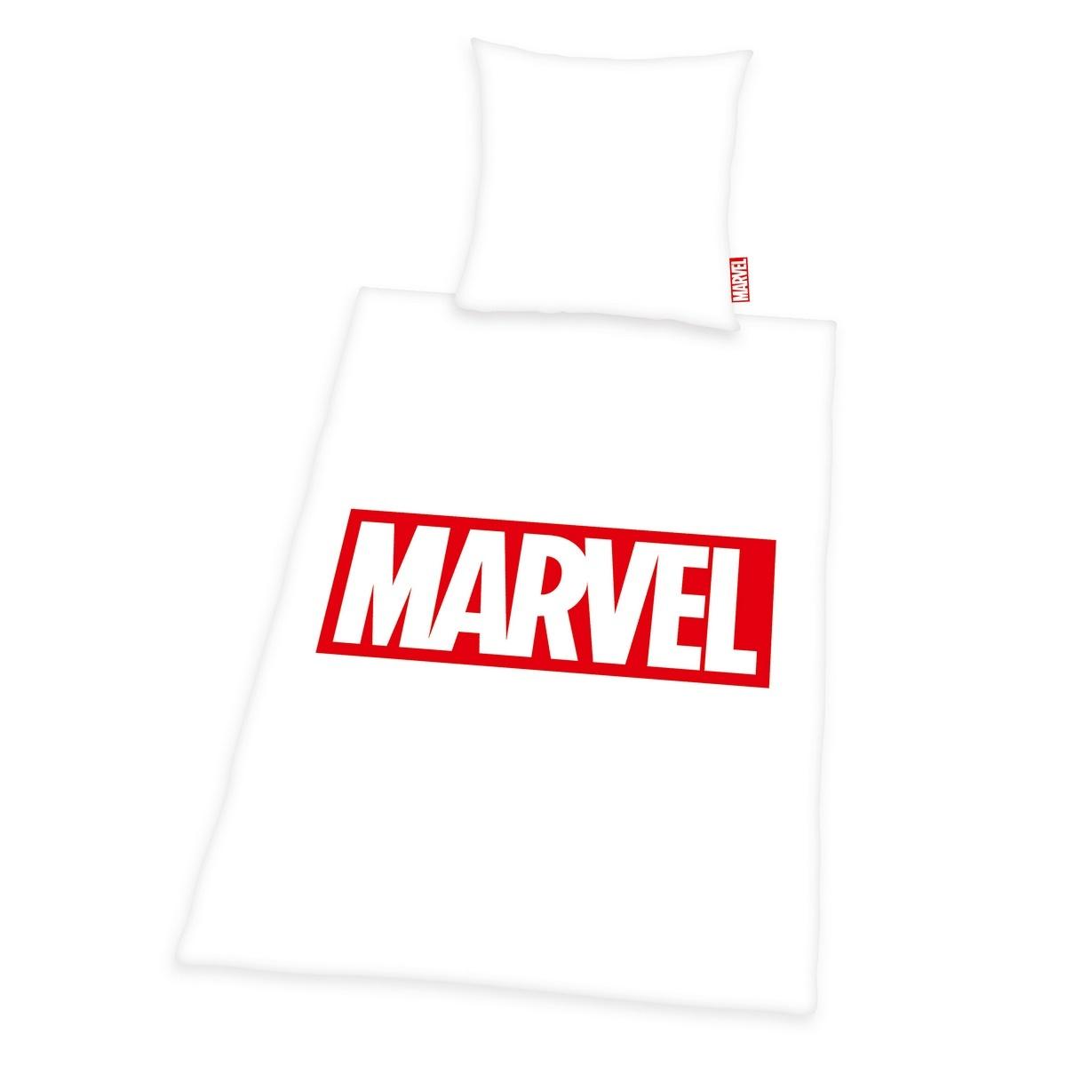 Produktové foto Herding Bavlněné povlečení Marvel, 140 x 200 cm, 70 x 90 cm
