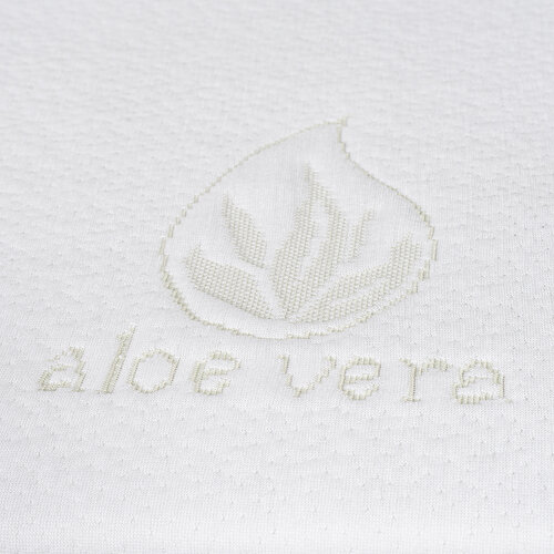 4home Aloe Vera Chránič matraca s lemom, 160 x 200 cm + 30 cm