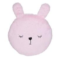 Chlpatý vankúšik Sweetie pr. 27 cm, zajačik
