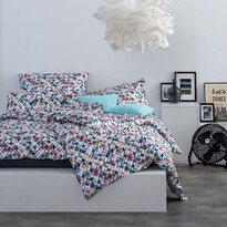 Lenjerie de pat din satin Stella Ateliers Lidia, 135 x 200 cm, 70 x 90 cm