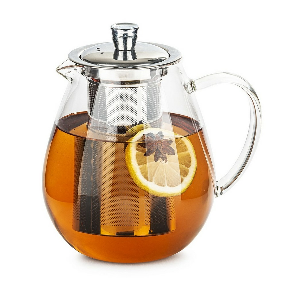 Fotografie 4Home Konvice na čaj Tea time Hot&Cool 1200 ml