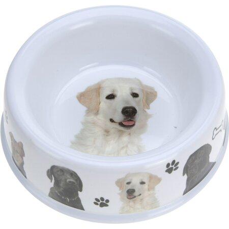 Miska dla psa Dog, biały