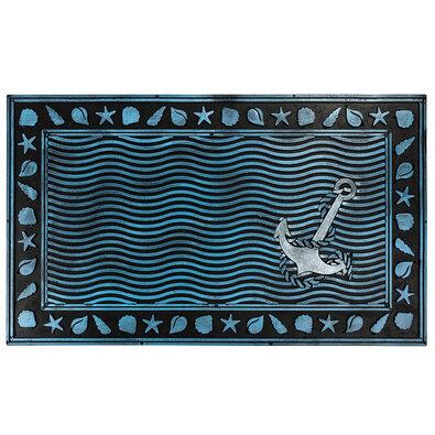 Gumová rohožka Podmorský svet, 40 x 60 cm