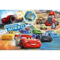 Trefl Puzzle Autá Prehliadka šampiónov, 260 dielikov