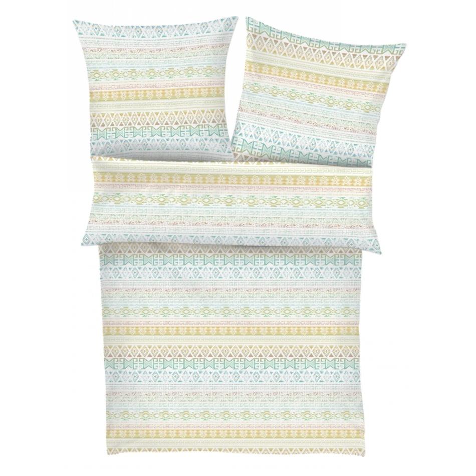 Ibena Saténové obliečky Algier 5734/100, 135 x 200 cm, 80 x 80 cm