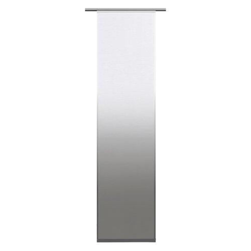 Albani závesový panel Anita sivá, 245 x 60 cm