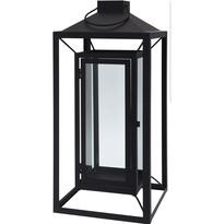 Aosta fém lápmás fekete, 16 x 36 cm