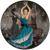 Art Puzzle hodiny Flamenco, 570 dílků