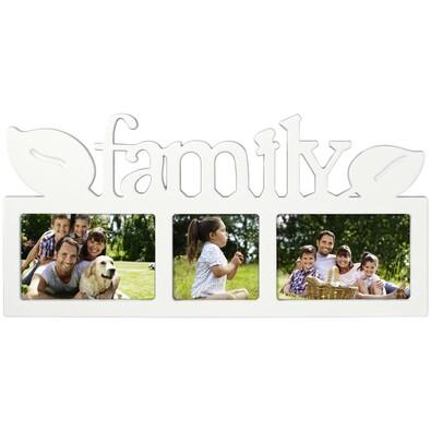 Hama Fotorámček na 3 fotografie MONTREAL - Family