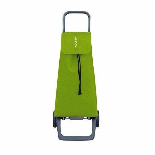 Rolser Nákupní taška na kolečkách Jet LN, zelená