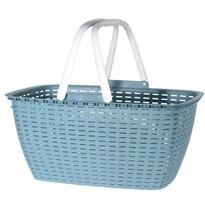 Koszyk na zakupy Ratan, zielony