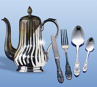 čisticí ubrousek pro stříbro