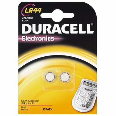 Batérie Duracell LR44 2ks