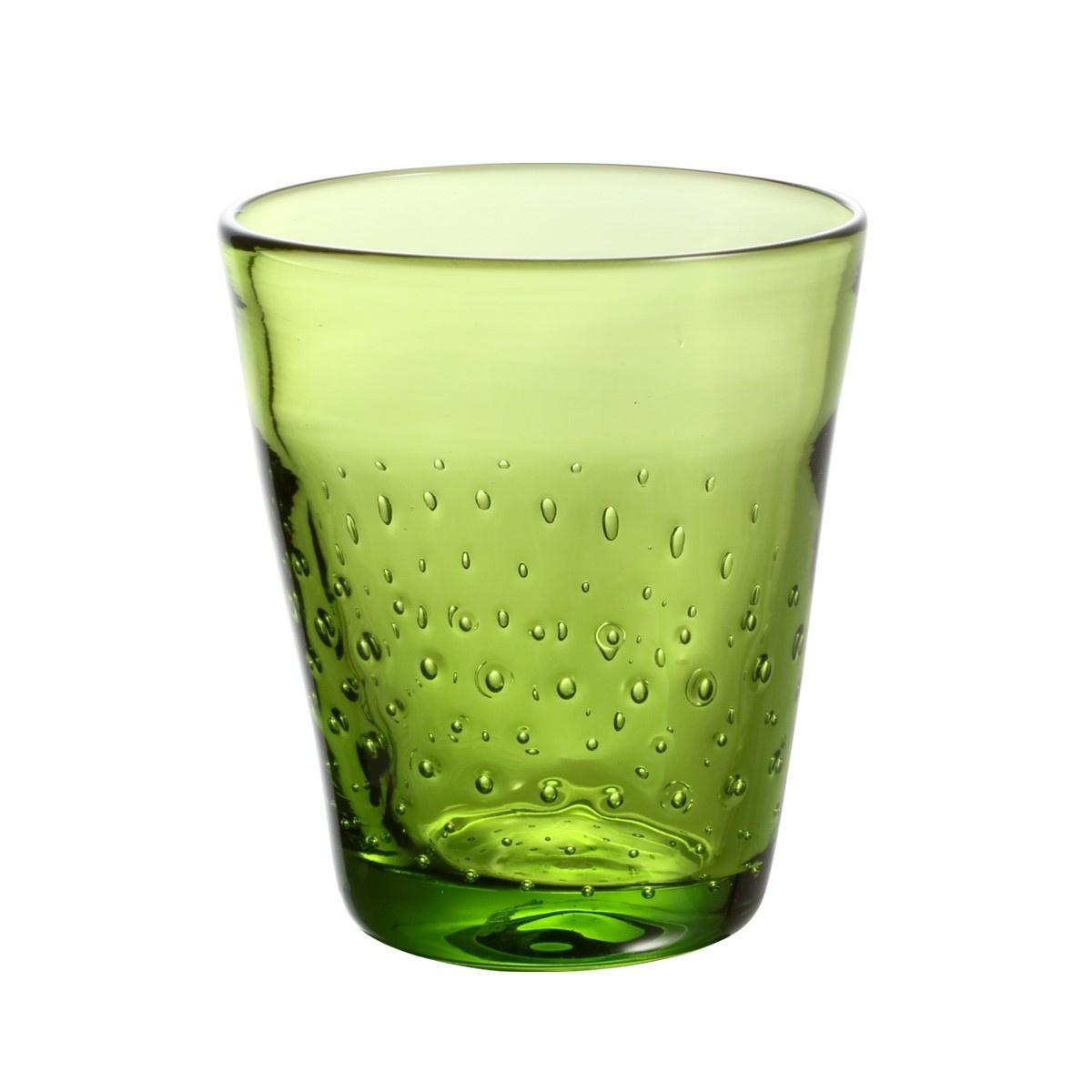 Tescoma Sklenice myDRINK Colori 300 ml, zelená
