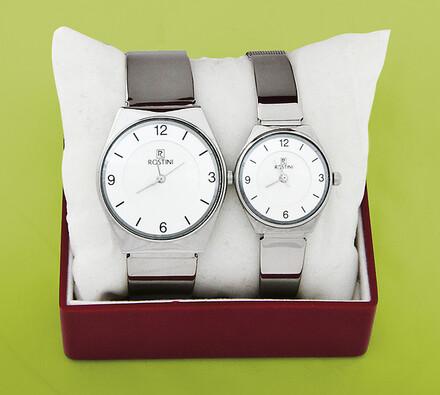 Dámské a pánské hodinky