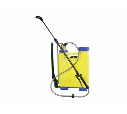 Tlakový postřikovač zádový MIURA 12 l, žlutá