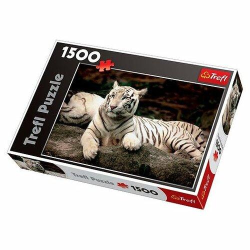 Trefl Puzzle Bengálsky tiger, 1500 dielikov