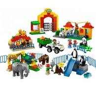 Lego Duplo Velká Zoo