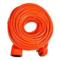 Sencor SPC 46 hosszabbító kábel 1 hálózati csatlakozóval és kapcsolóval 20 m narancssárga