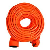 Sencor SPC 46 predlžovací kábel 1 zásuvka spojka 20 m oranžový