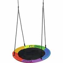 Pixino Houpací kruh Čapí hnízdo barevná, pr. 100 cm