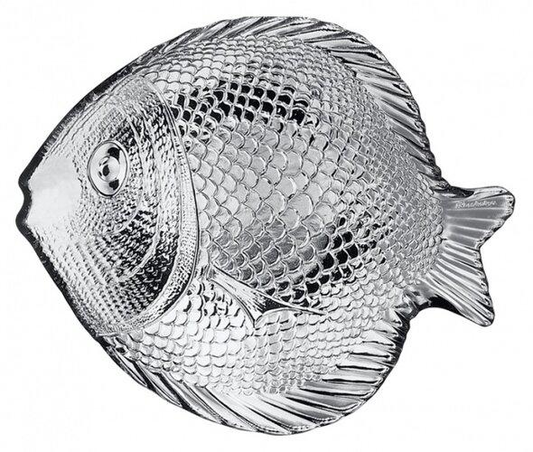 talíř rybka